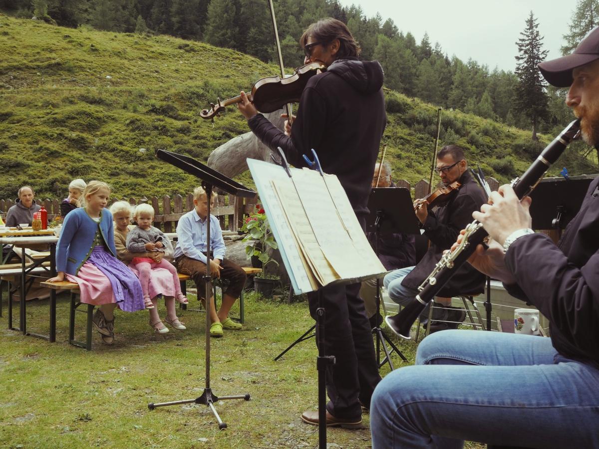 Alm:Klassik Grußbergalm in Gastein Kristina Erhard