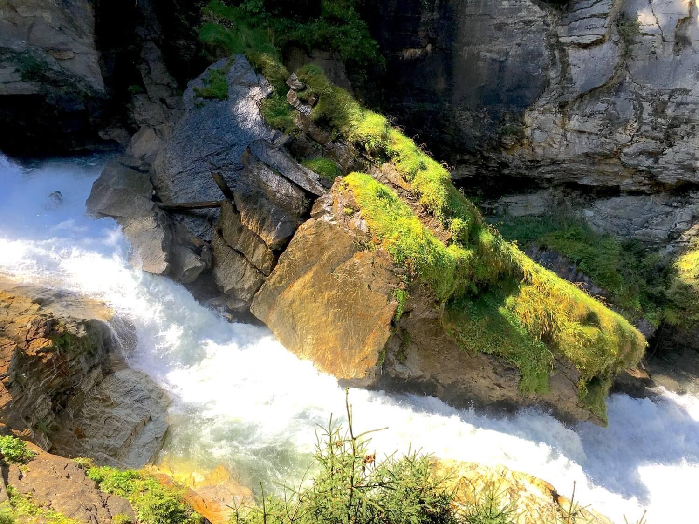 Ein Ausflug für jeden, der Wasserfall in Bad Gastein