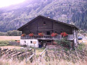 Der alte Ullmenhof bei Bad Gastein