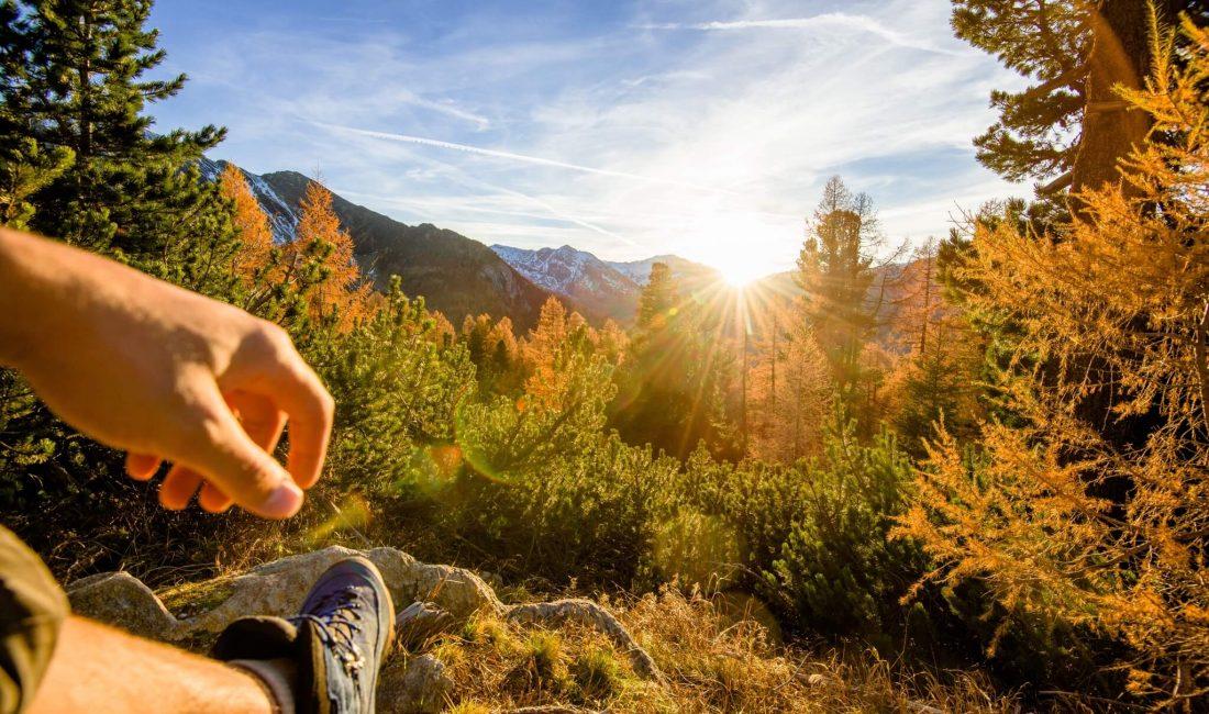 Herbstwanderung im Gasteinertal
