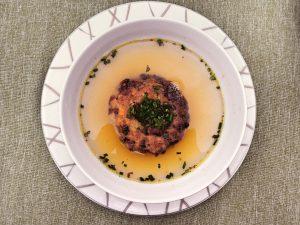 Pressknödel in der Suppe: Kulinarik Gastein