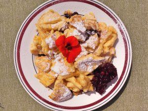 Kaiserschmarren: Kulinarik Gastein
