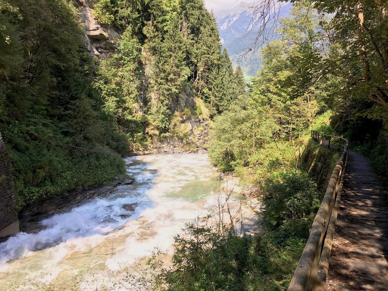 Wandern in Gastein am Wasserfallweg