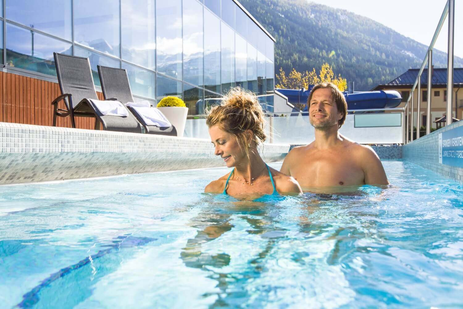Thermenurlaub in der Felsentherme Bad Gastein