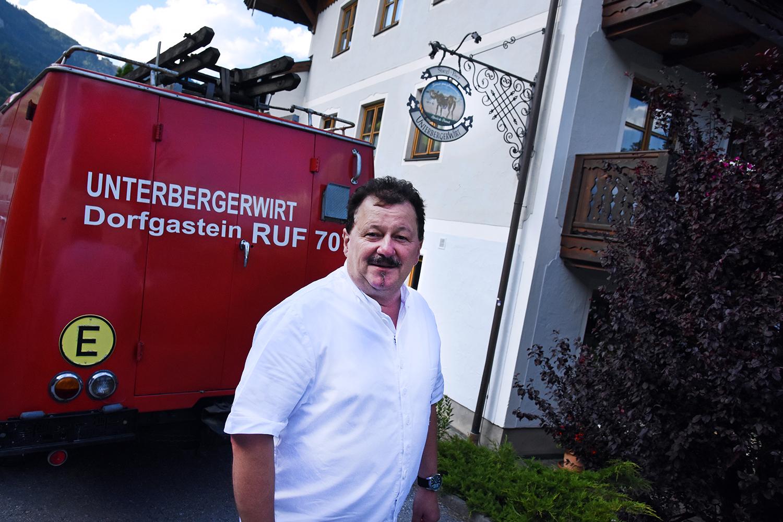 UnterbergerWirt Gastein