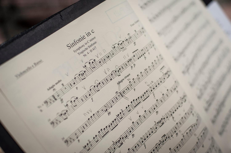 Schubert in Gastein