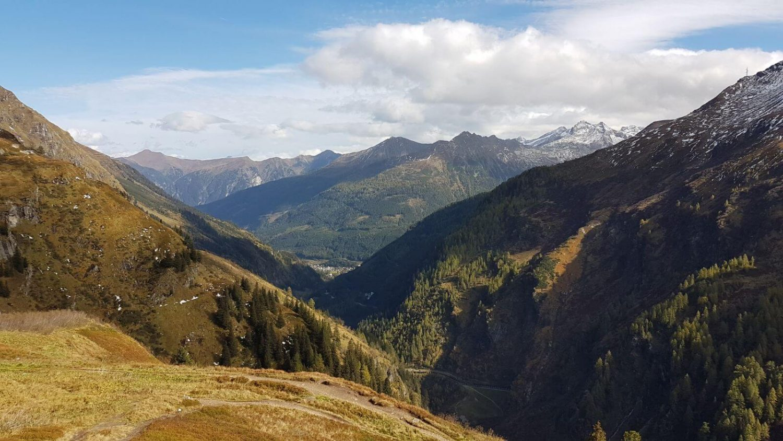 Wanderung in Gastein auf die Kolmkarspitze