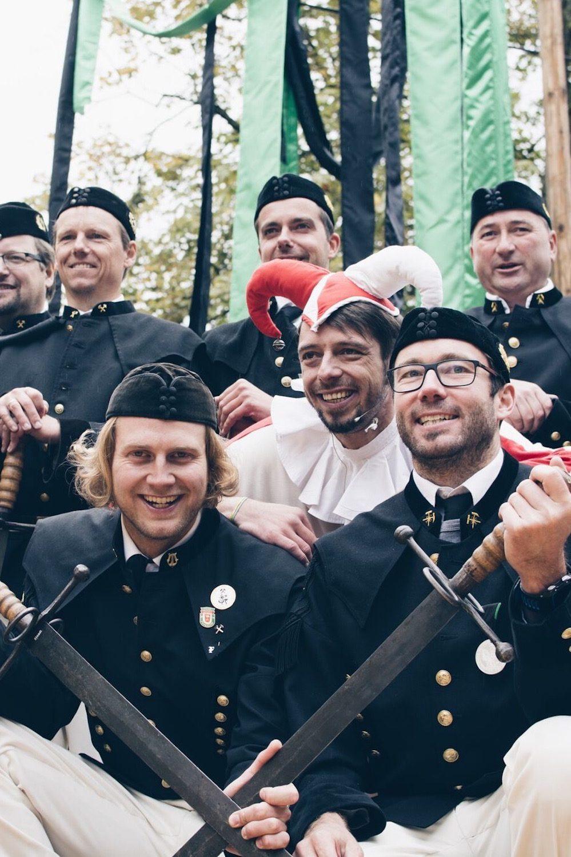 Tradition im Gasteinertal beim Schwerttanzgruppe Böckstein