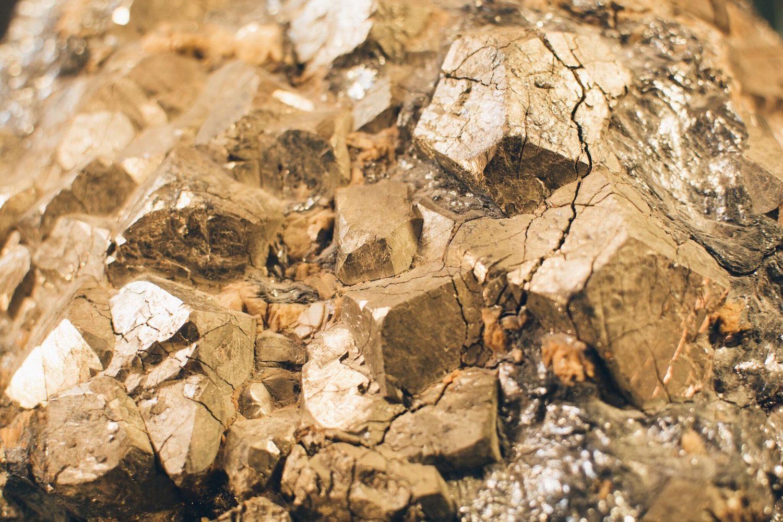 Mineralienfunde aus Bad Gastein.