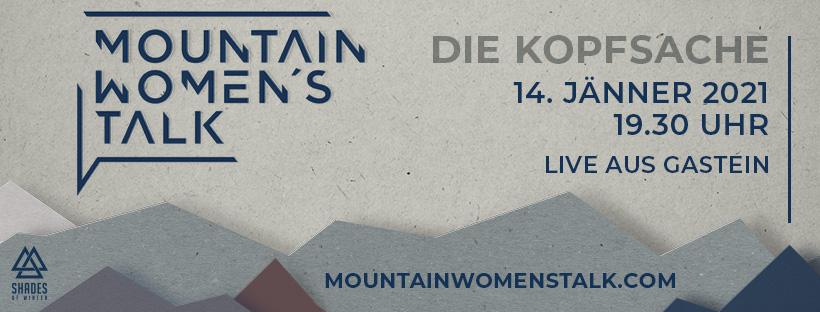 Mountain Women's Talk