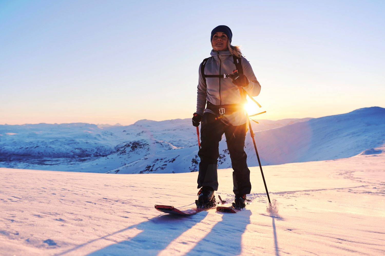 Skitouren Sandra Lahnsteiner