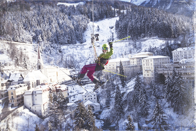Skiurlaub in Gastein, Made My Day, Flying Waters