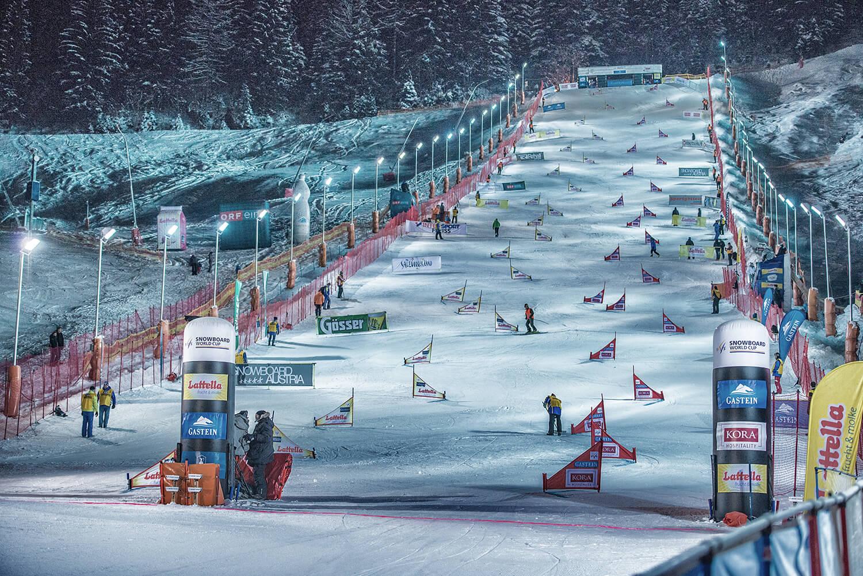 FIS Snowboard Weltcup Gastein