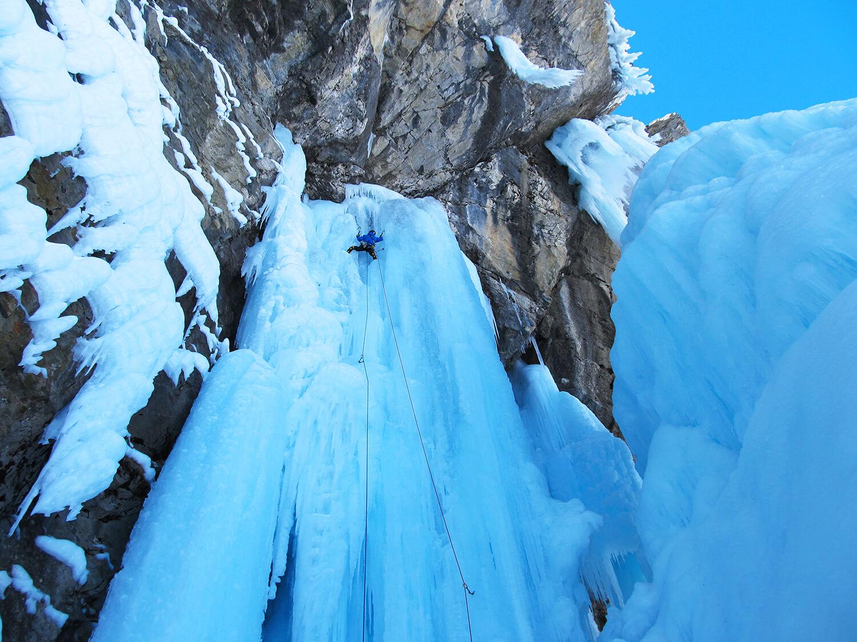Eisklettern Bad Gastein
