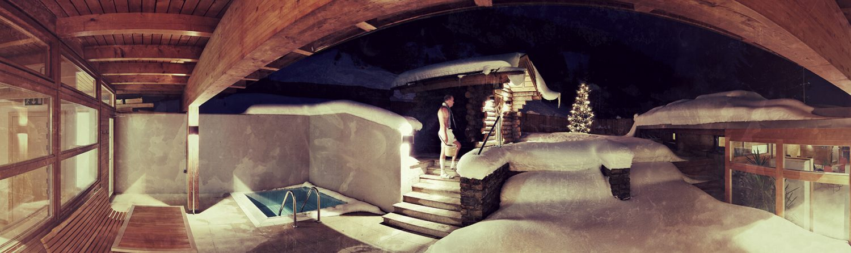 Sauna Solarbad