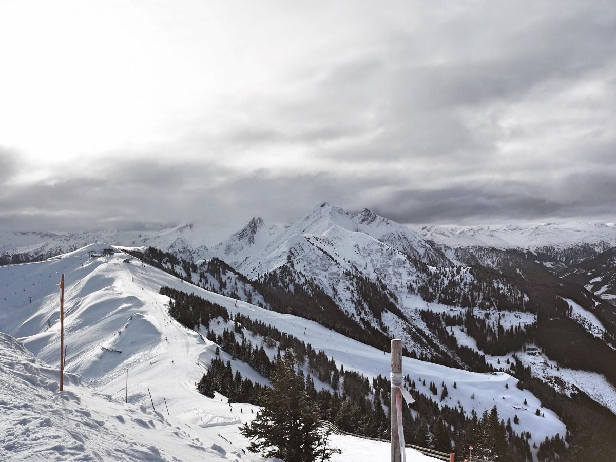 Skigebiet Dorfgastein-Großarl