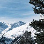 Aussicht auf die Bergwelt Gasteins vom Graukogel