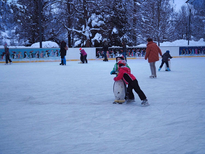 Eislaufen in Gastein, Foto: Kristina Erhard