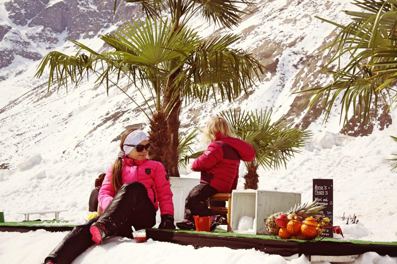 Palmen auf Almen, Foto: Gasteiner Bergbahnen AG