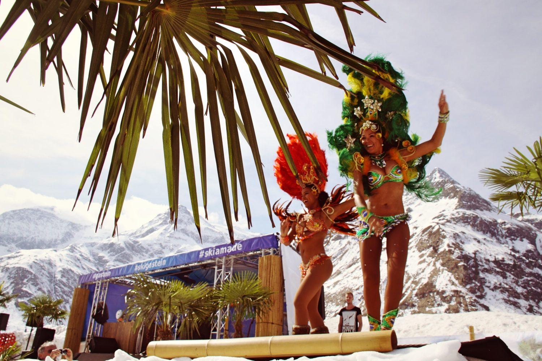 Palmen auf den Almen, Foto: Gasteiner Bergbahnen AG
