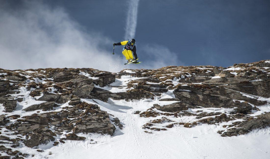 Rider: Bernhard Gigler,Foto: Andreas Vigl