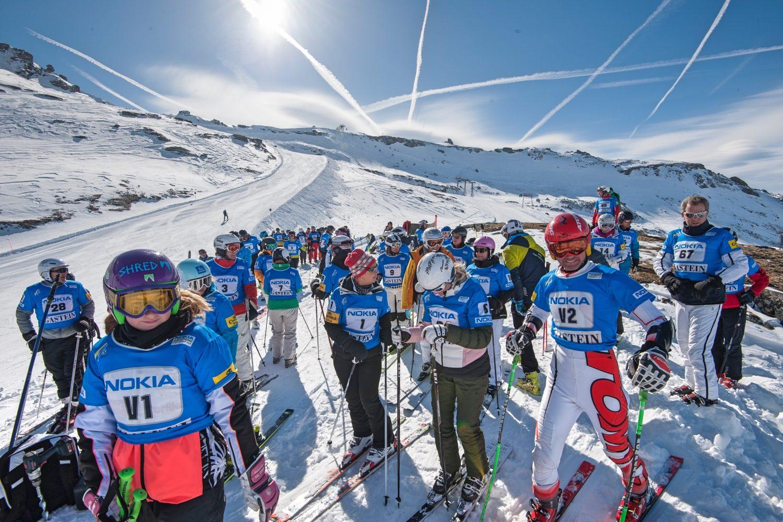 Riesentorlauf Ski & Golf Competiton Gastein, Foto: Golfclub Gastein