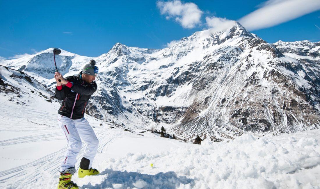 Internationale Ski & Golf Competition in Gastein, Foto: Golfclub Gastein