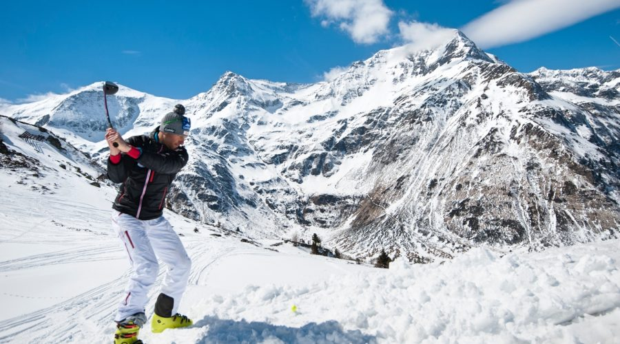 Internationale Ski & Golf Competition in Gastein, Foto: Golfclub Gastein