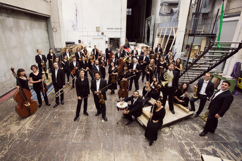 Philharmonie Salzburg, Bad Hofgastein Foto: Erika Mayer