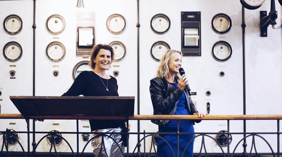 Andrea von Goetz & Doris Höhenwarter