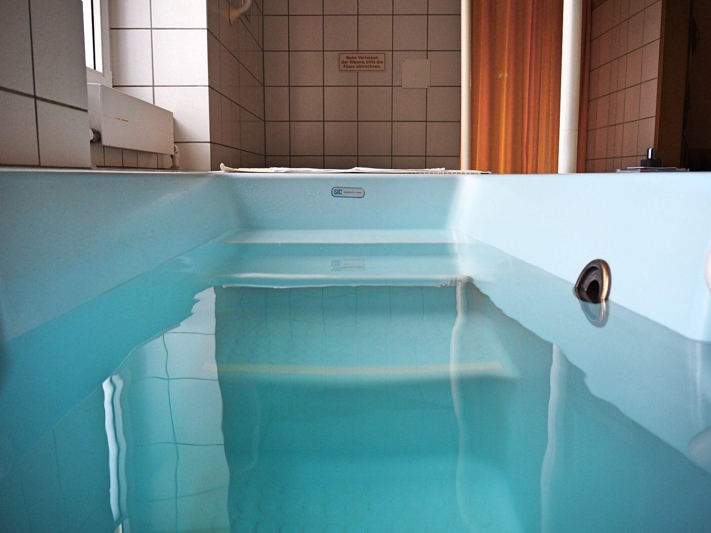 Thermalwasser Gastein Kurzentrum