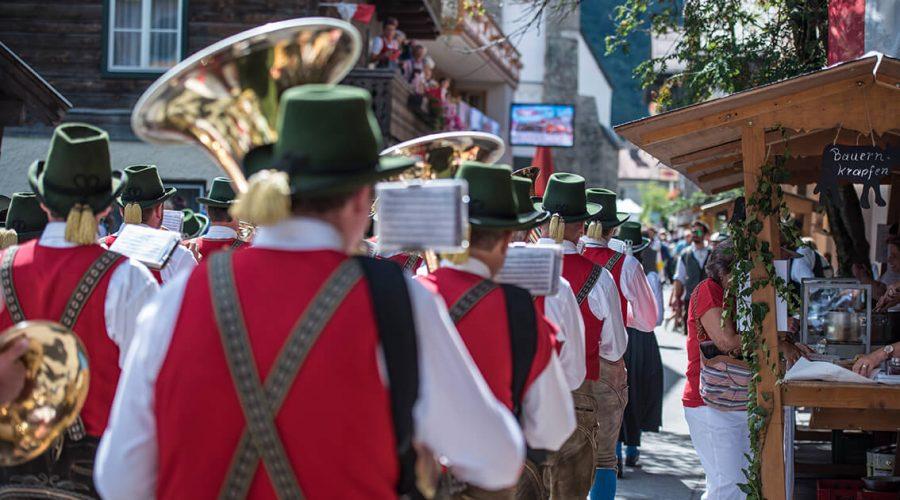 Dorffest Dorfgastein
