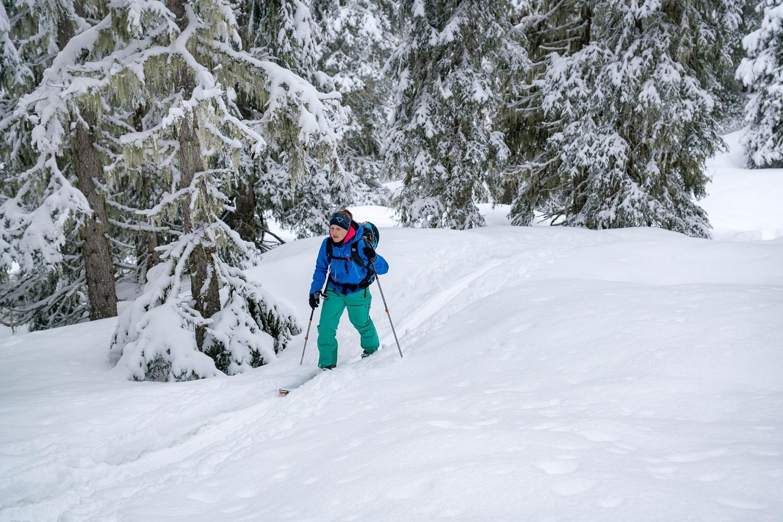 Skitour auf den Graukogel