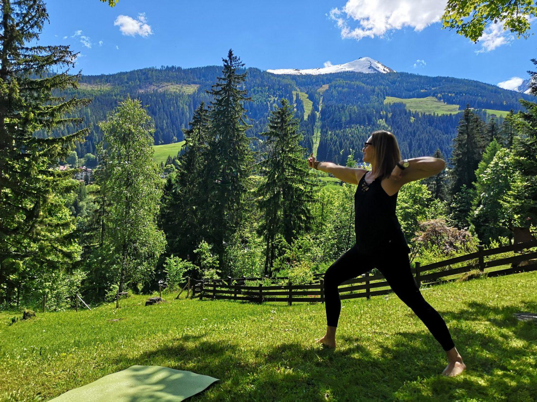 Yoga mit Angelika Ahrens