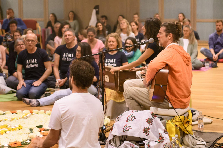 Kevin James Caroll Yogatage Gastein