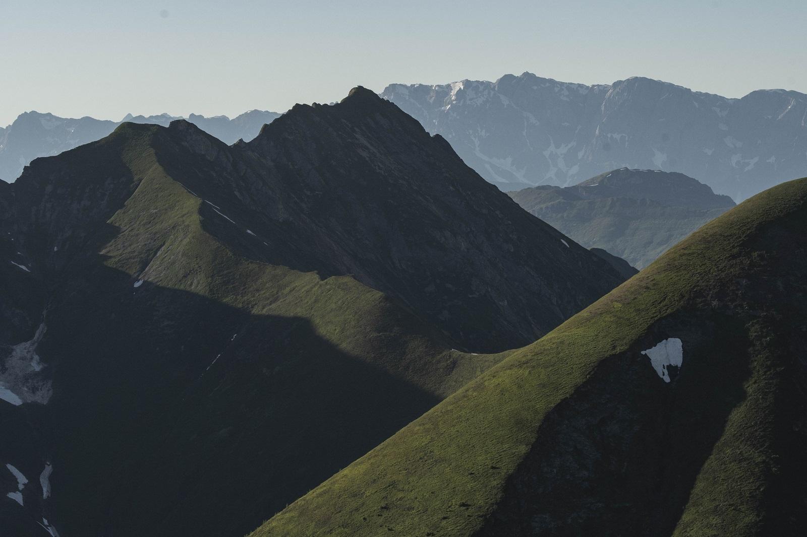 Berglandschaft in Gastein
