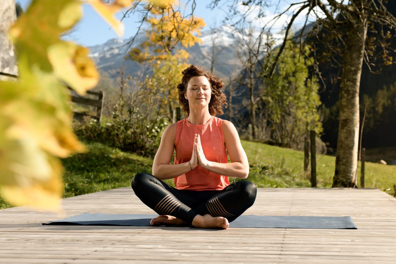 Yoga im Kötschachtal