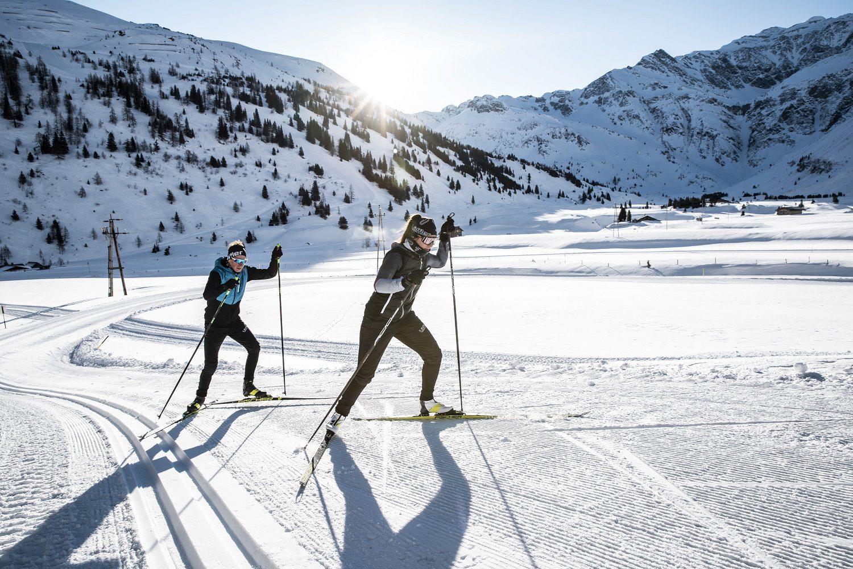Langlaufen in Sportgastein