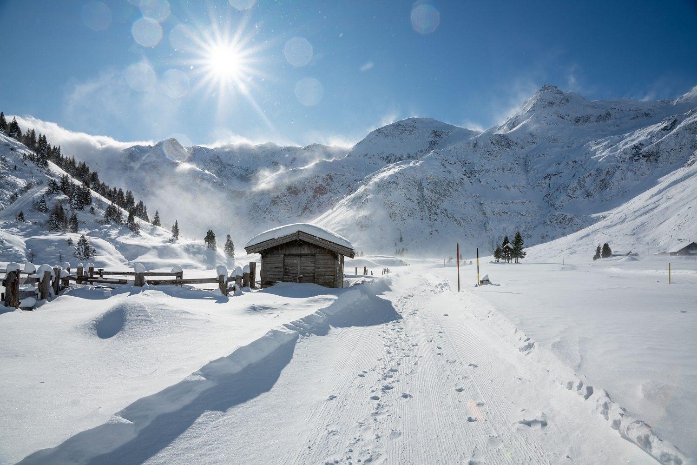 Winter in Sportgastein