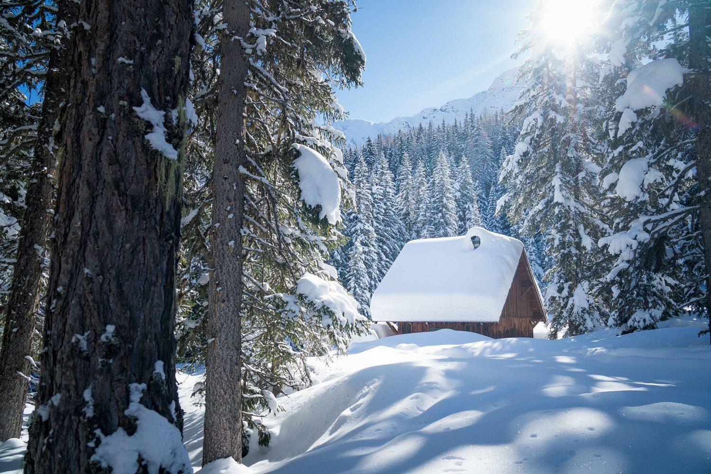 Winterwunderland in Gastein