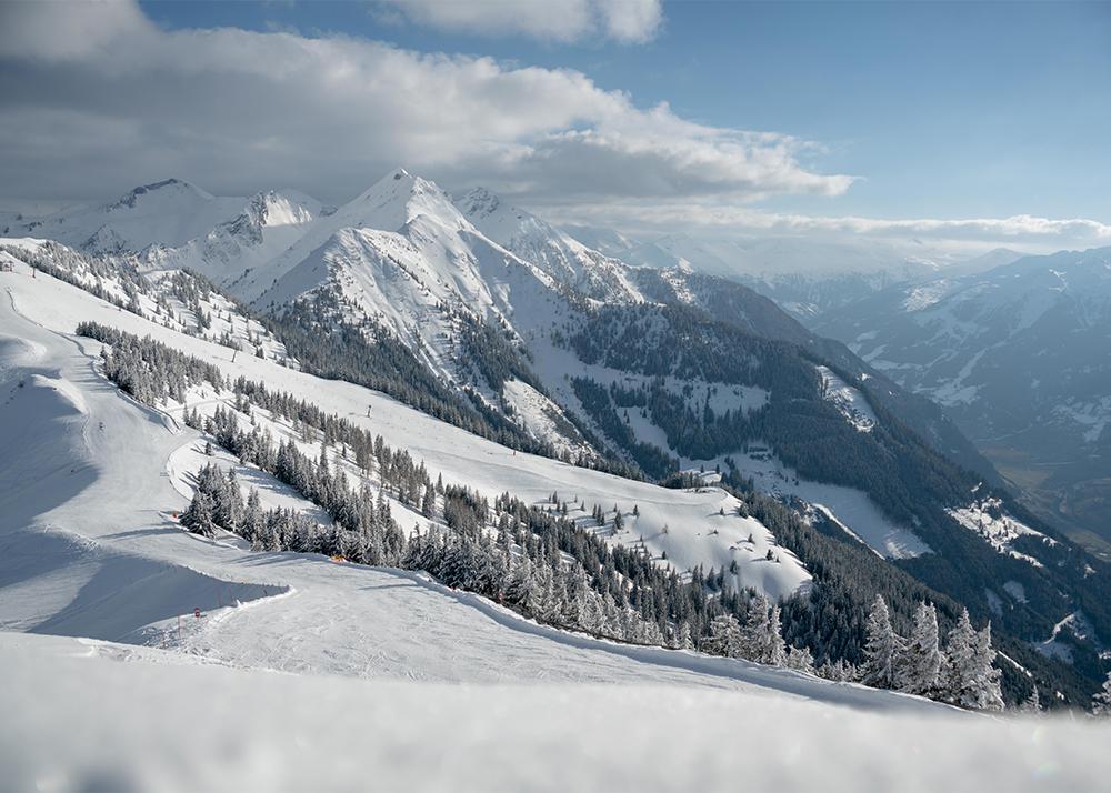 Winterwandern in Dorfgastein