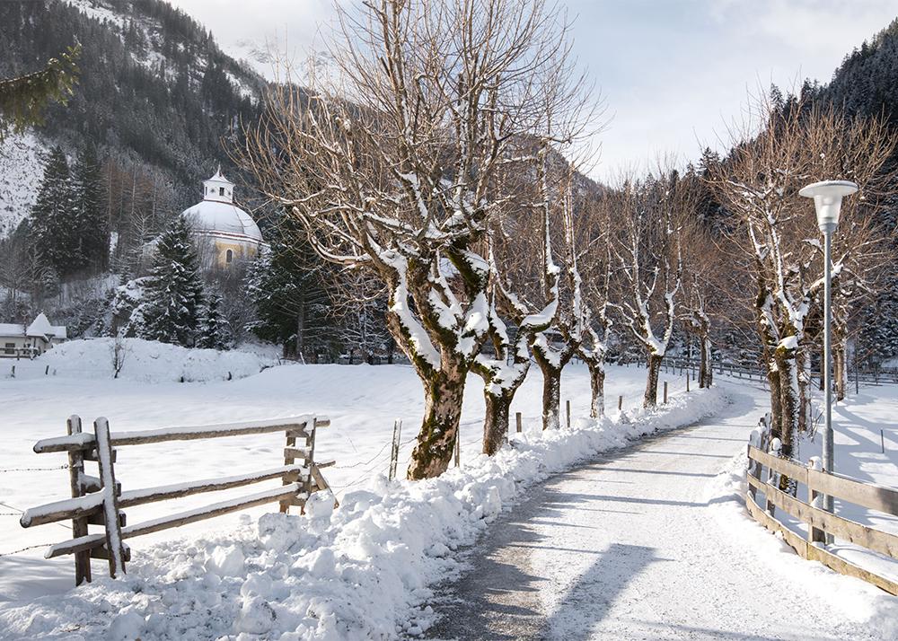 Winterwandern in Bad Gastein