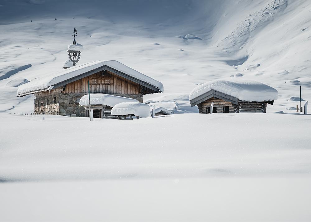 Winterwandern in Sportgastein