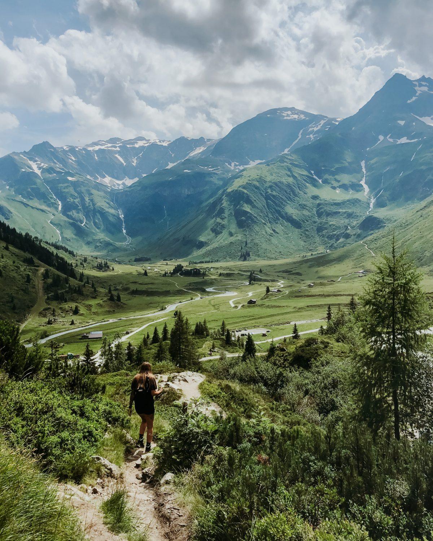 Wandern in Sportgastein