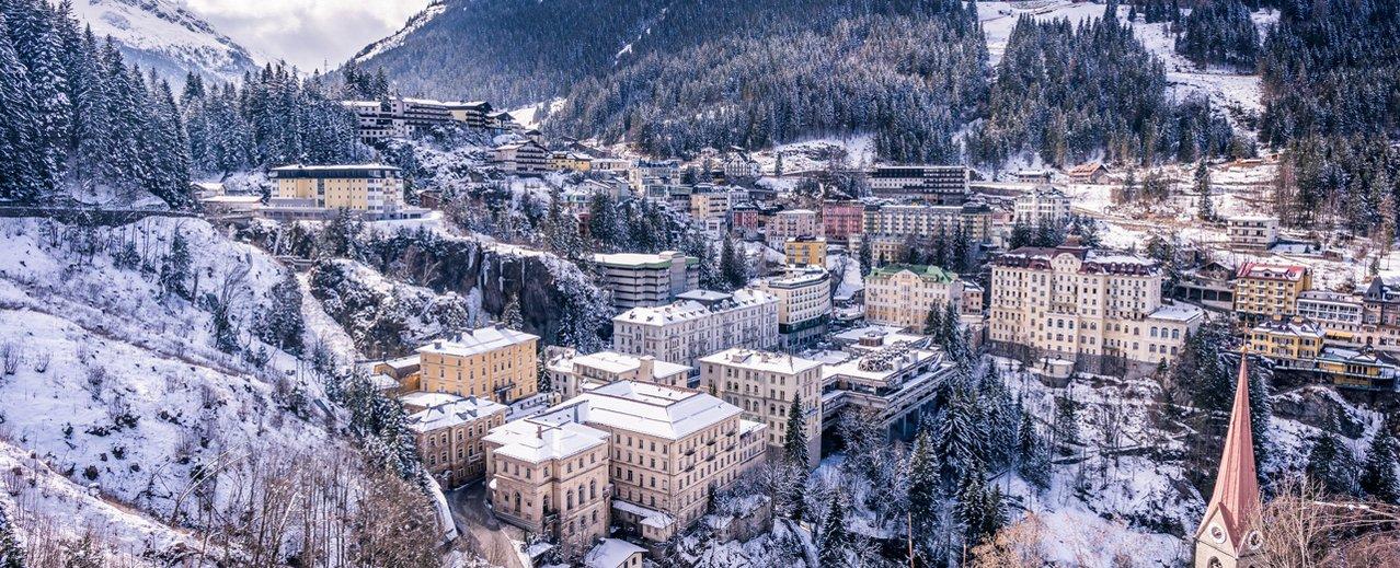 Winter in Bad Gastein