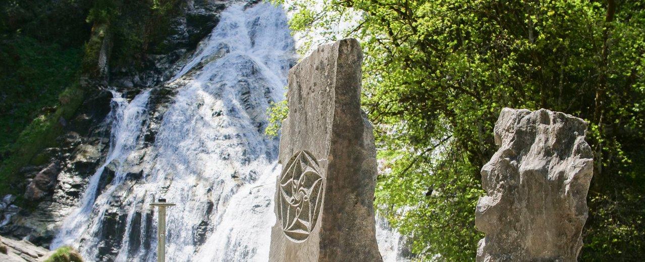 Gasteiner Wasserfall in Bad Gastein