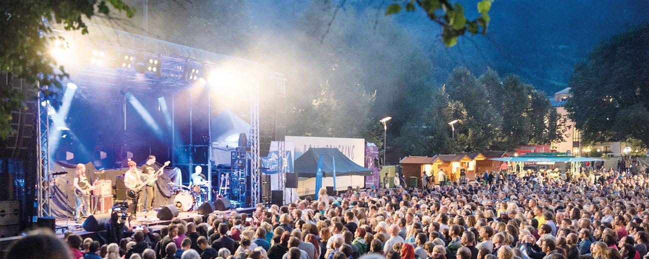 Konzert in der Alpenarena Bad Hofgastein
