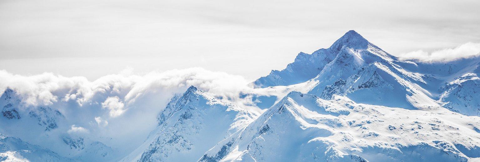 Winterpanorama Gastein