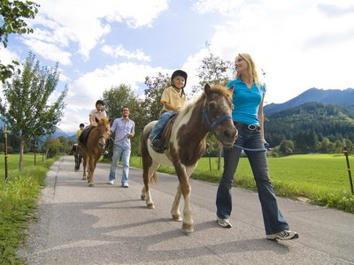Reiten in Bad Gastein