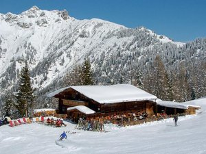 Grabneralm Winter